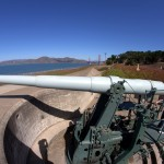 John O'Hara Checking the Artillery at Baker Beach