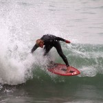 Dustin Boone at Wrongs Beach, Bodega Bay